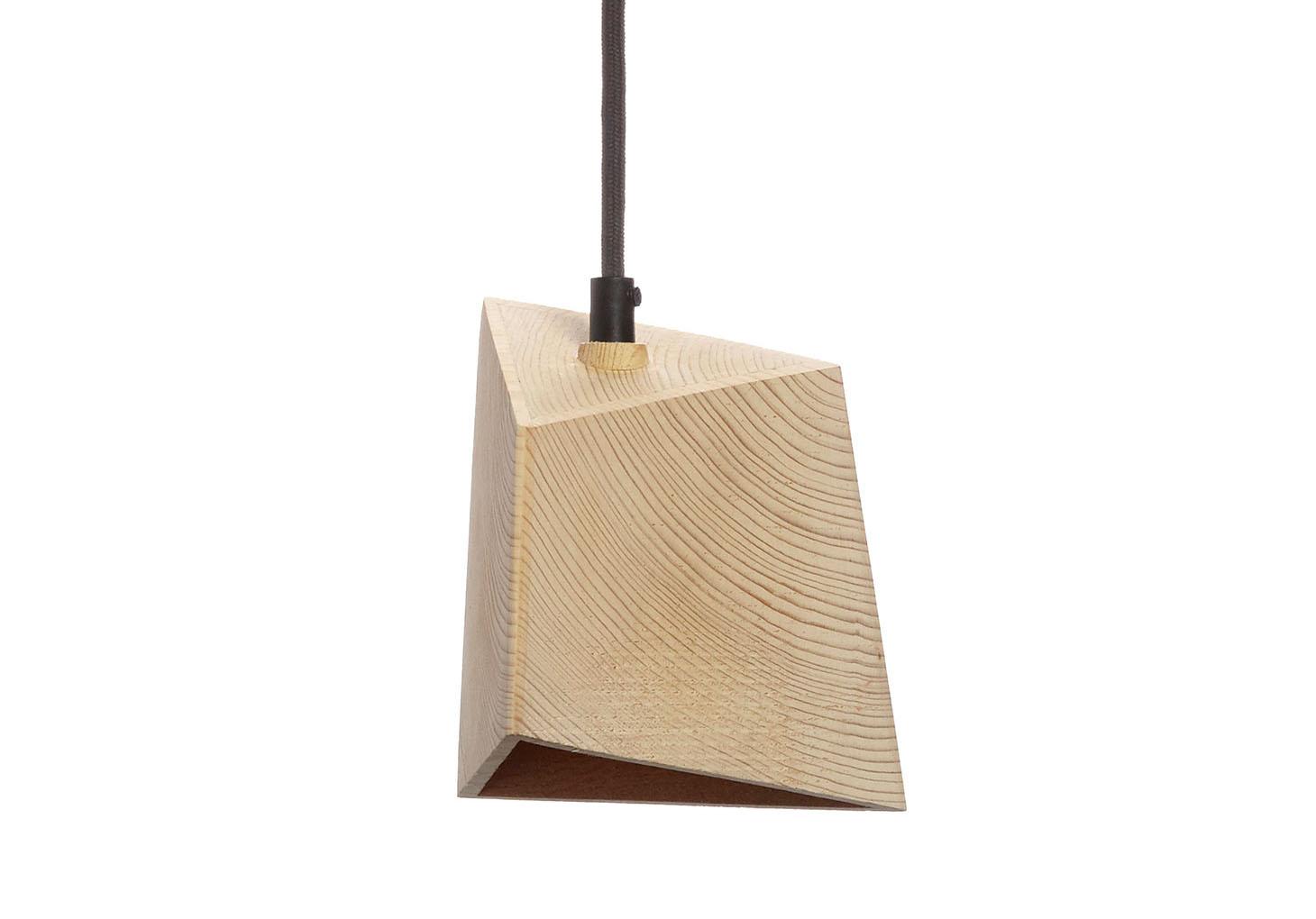 Almleuchten - Design Lighting made of Old Timber