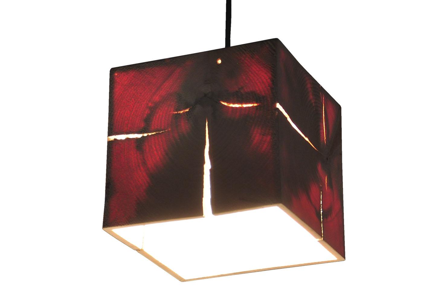 Almleuchten - Design Lampen aus Altholz