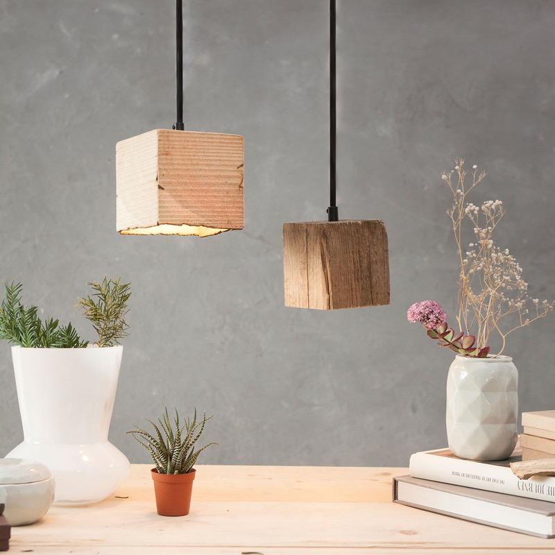 ALMLEUCHTEN Design Leuchten aus Holz