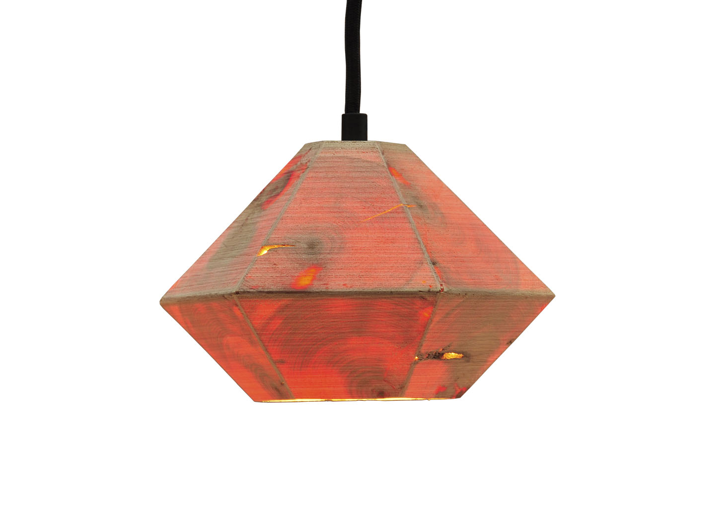 This pendant l& is an uncut diamond. An impressive object created through its distinctive form combined with the glowing red light.  sc 1 st  Almleuchten & Almleuchten - Design Lighting made of Old Timber azcodes.com